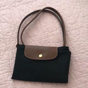 Longchamp Black Tote Medium